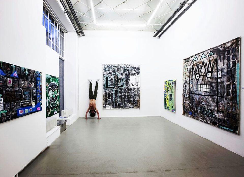 Kapoth Galleri Duerr Antikmässan Najdron Gallery
