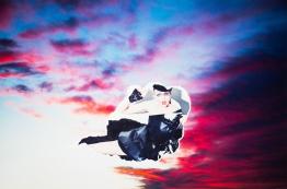Sky Hi, 2016. 100 × 140 cm, edition 1. 70 × 100 cm, edition 3. 40 × 60 cm, editions 5. 30 × 42 cm, edition 10.