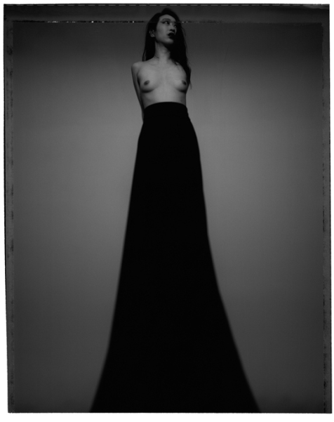 Divine. 100 x 70 cm. Edition 7.